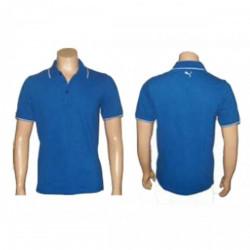 Puma Blue Polo T-Shirt